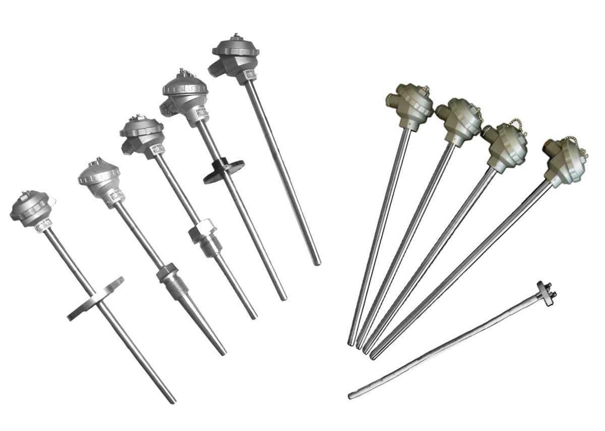 关键字:热电阻 工业用热电阻作为温度测量传感器,通常显示仪表、记录仪和电子调节器等配套使用,可以直接测量或控制各种生产过程中-200-600范围内的液体,蒸汽和气体介质以及固体表面的温度. 根据国家规定,公司生产的装配式热电偶符合IEC国际标准分度号的Pt100铂热电阻和符合专业标准分度号的Cu50铜热电阻两大类装配式、统一设计型热电阻。