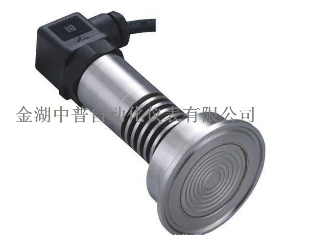 产品概述   zp-131 齐平膜式压力变送器是加装焊接密封隔离